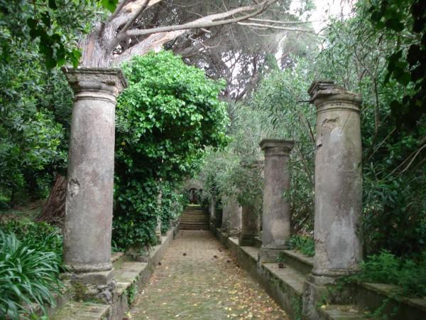 Scorcio Villa Jovis.