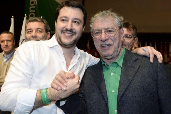 Lega Nord - Salvini e Bossi