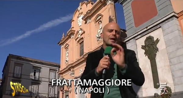 Luca Abete - pulmini abusivi a Frattamaggiore