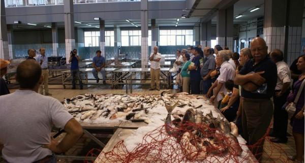 Mercato ittico Pozzuoli
