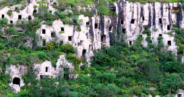 Necropoli di Pantalica, Siracusa