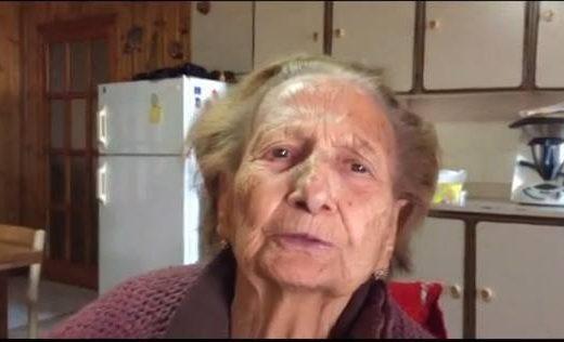 Nonna di Sala Consilina