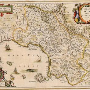 Origine del nome Campania - Terra di Lavoro