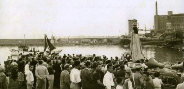 Pellegrinatio-Mariae-1954-Immacolata