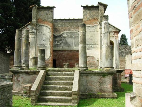Tempio di Iside a Pompei