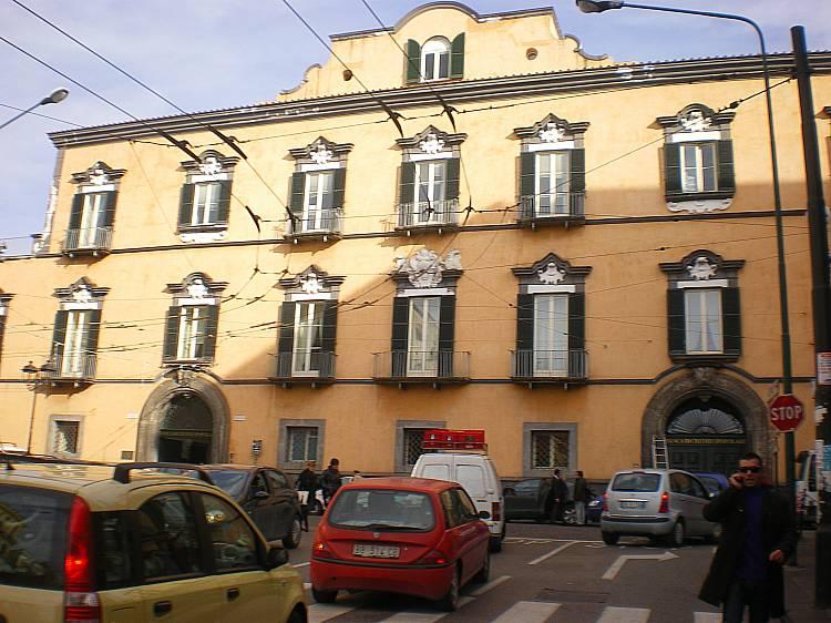 Via Cesare Battisti