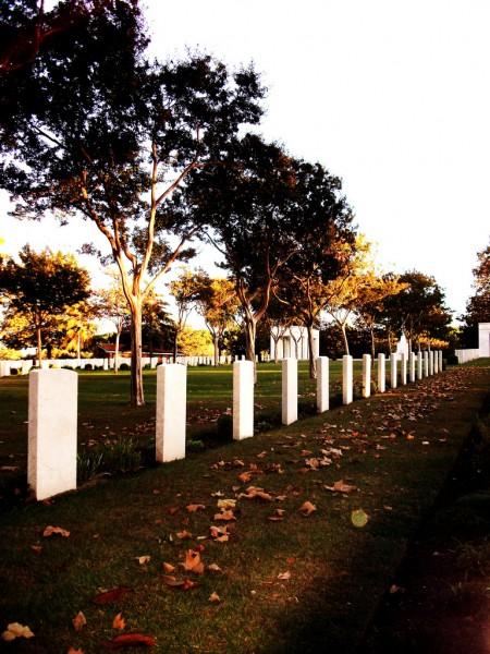 Cimitero di Guerra Inglese.