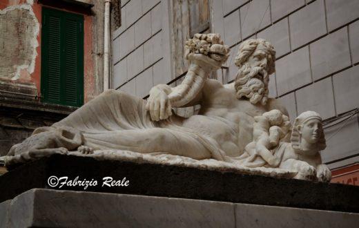 Il corpo di Napoli restaurato