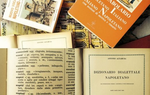 dizionari napoletani