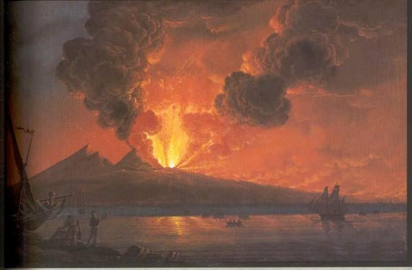 Eruzione del Vesuvio del 1794