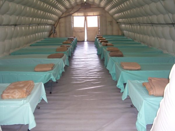 ospedale da campo