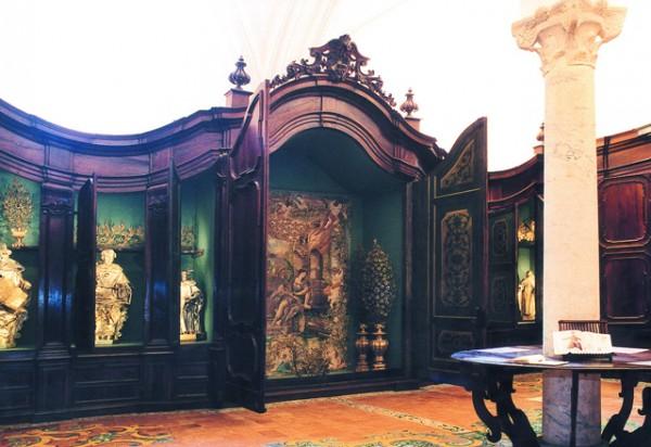 sala del Tesoro, San Domenico Maggiore