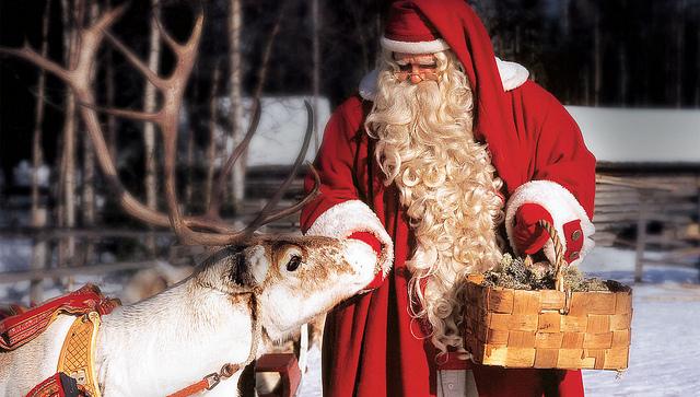 Immagini Santa Claus Natale.Santa Claus Village Il Magico Mondo Di Babbo Natale Alle