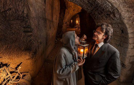 """Il Tunnel Borbonico rivive con """"Sub Urbe, emozioni sottovoce"""""""