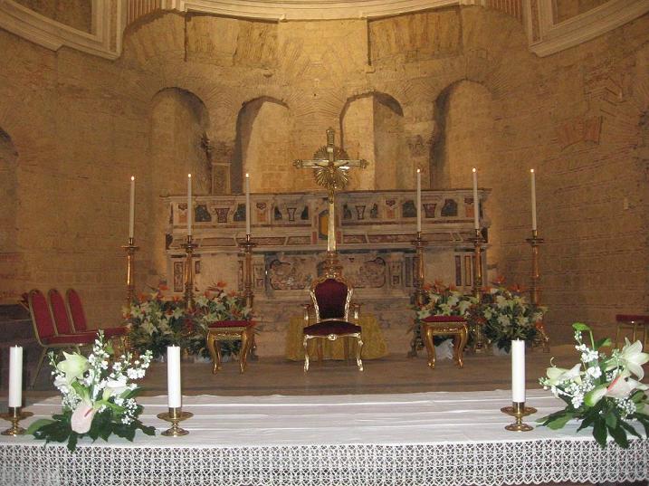 abside san giovanni maggiore