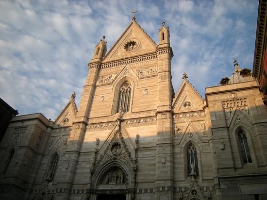 Duomo di Napoli.