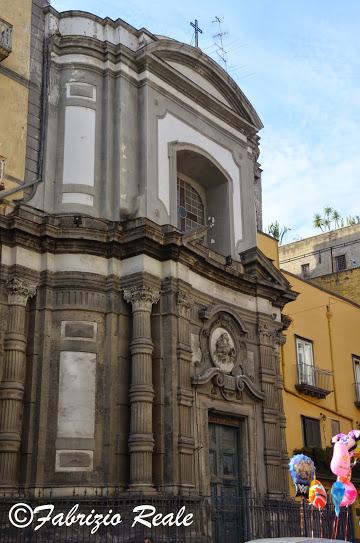 Chiesa di Santa Maria Succurre Miseris ai Vergini