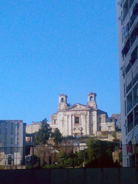 "Wikipedia ""Chiesa Pogg"" di Baku - Opera propria."