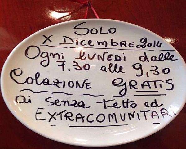 Colazione gratis a Napoli