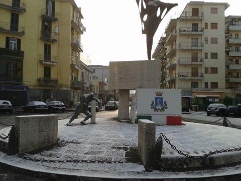Ercolano-piazza trieste