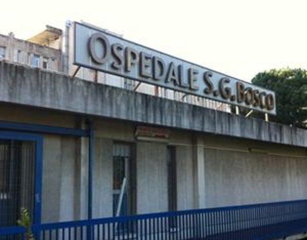San Giovanni Bosco, l'Ospedale diventa Covid Hospital