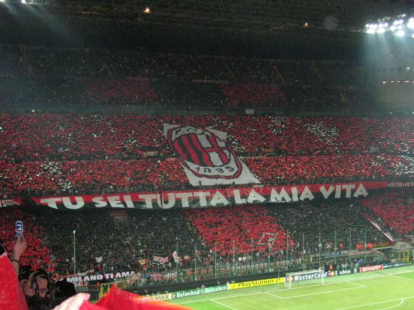 Milan - Curva Sud