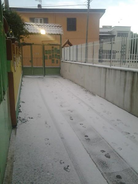 Neve a Portici