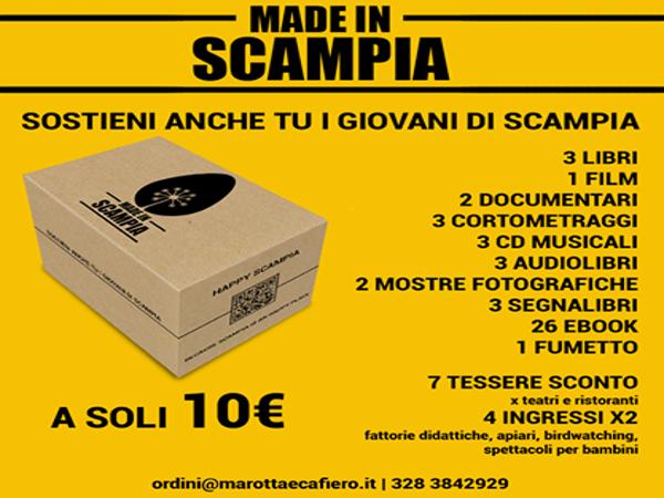 Pacco made in Scampia - Marotta & Cafiero