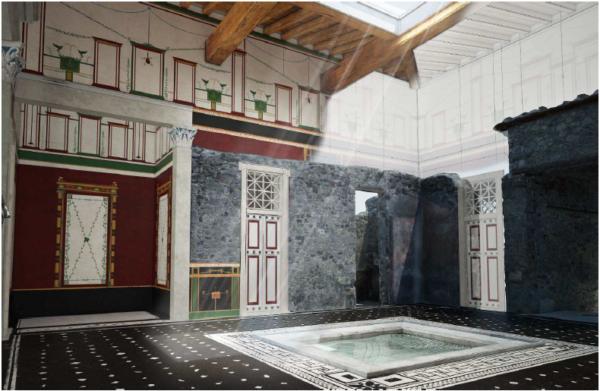 Ricostruzione Casa Cecilio Giocondo