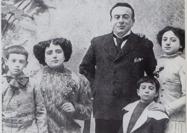 La famiglia Scarpetta