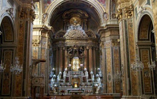 Arte e fede, il presepe napoletano in mostra alla chiesa del Gesù Vecchio