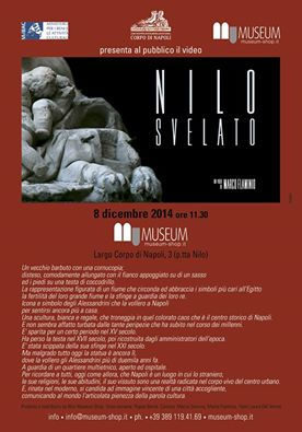 locandina nilo museum