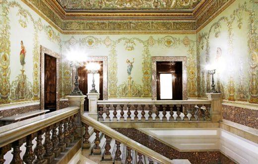 palazzo zevallos Stigliano