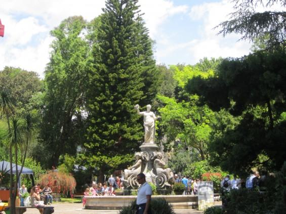 Portici, Orto Botanico