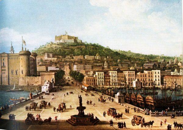La raccolta differenziata a Napoli già nel 1832