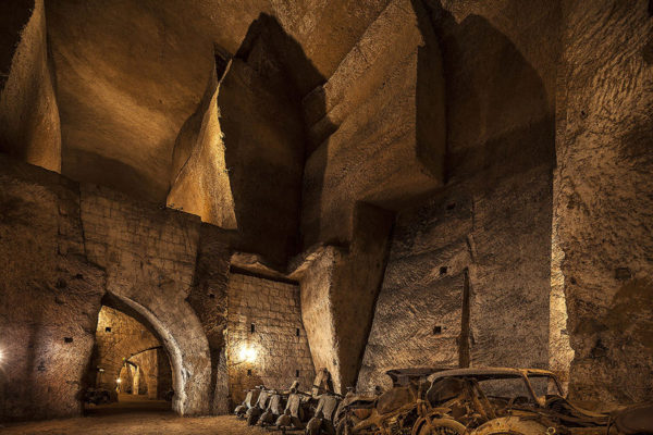 tunnel borbonico
