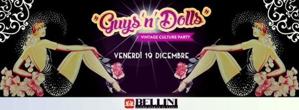 vintage party, teatro bellini