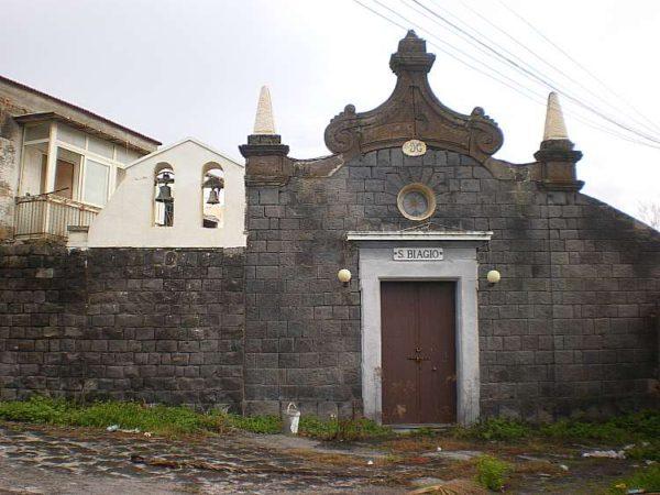 Chiesa di San Biagio a Calastro