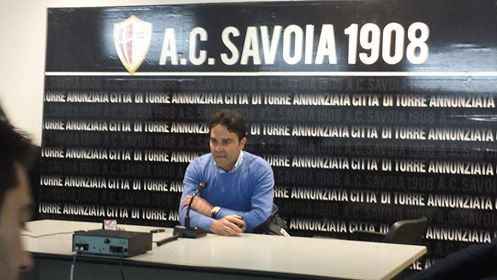 Eupremio Carruezzo (d. s. Savoia)