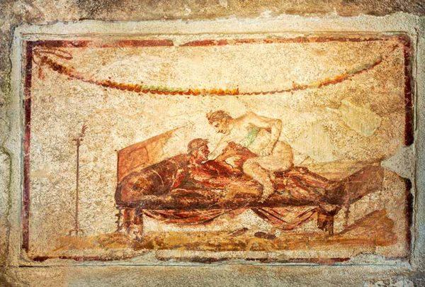 Pompei, Lupanare