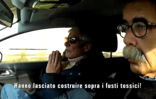 Boss pentito Carmine Schiavone nella Terra dei Fuochi