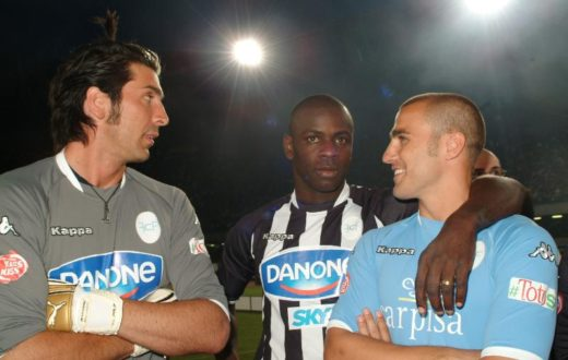 Buffon, Thuram, Cannavaro