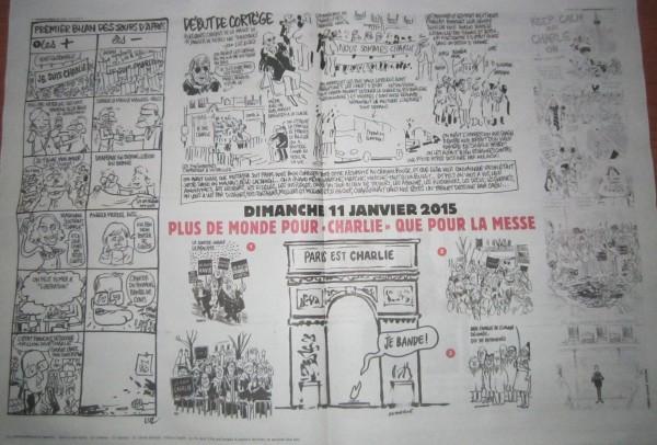 Charlie Hebdo 9 e 8