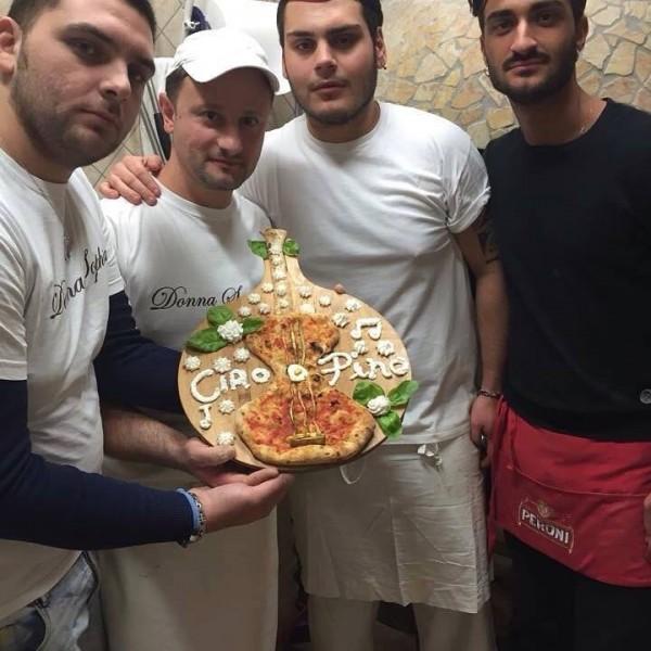 Ciao Pino. Pizzeria