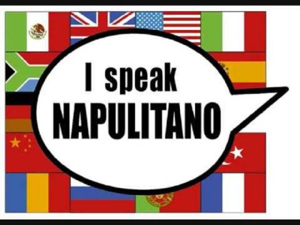 I speak napulitano