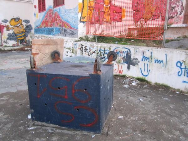 Litorale Stabiese - spazzatura12