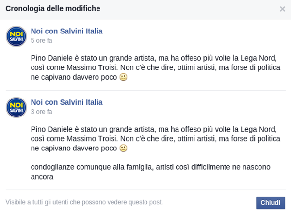 Noi con Salvini - Lega Nord