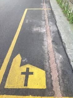 Parcheggio sacerdoti