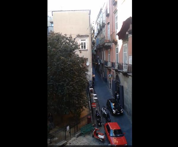 Pino Daniele - centro storico di Napoli