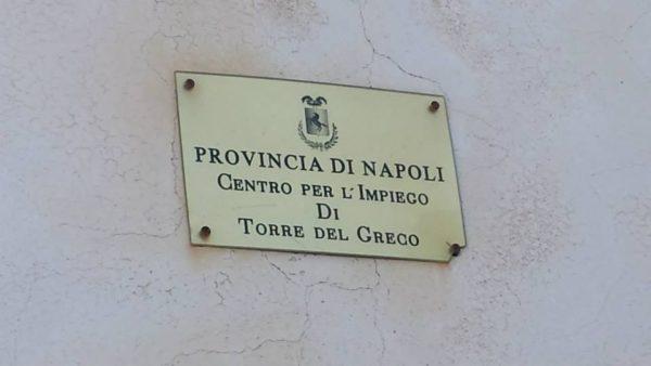 Ufficio Lavoro Napoli : Ex ufficio collocamento abbandonato al degrado